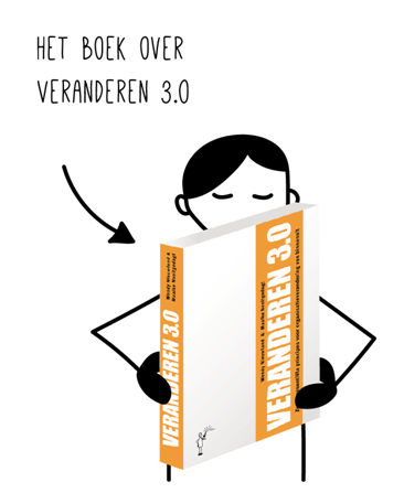 Het boek Veranderen 3.0