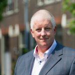 Foto Bob Venhuizen, directeur-bestuurder Woonplus Schiedam