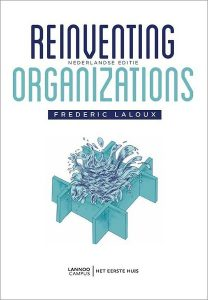 Boek Reinventing organizations