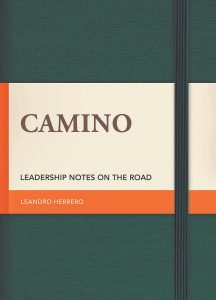 Boek Camino LEADERSHIP NOTES ON THE ROAD-Leandro Herrero
